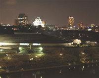 Osaka_jo_night